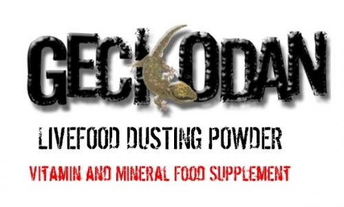 Livefood Dusting Powder