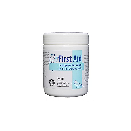 wombaroo First Aid